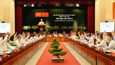 Bàn, triển khai nghị quyết cơ chế đặc thù cho TPHCM