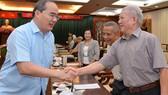 Bí thư Thành ủy Nguyễn Thiện Nhân: Đến cuối năm, TPHCM phải cơ bản giải quyết vấn đề Thủ Thiêm