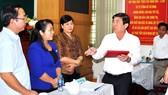Chủ tịch UBND TPHCM Nguyễn Thành Phong: Kìm giữ dân số ở trung tâm TPHCM