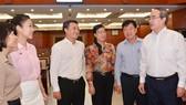 Bí thư Thành ủy TPHCM Nguyễn Thiện Nhân: Thực hiện kết luận về Thủ Thiêm chặt chẽ, an dân