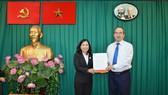 Bổ nhiệm mới Phó Trưởng Ban Tuyên giáo Thành ủy TPHCM