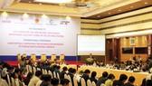"""Toàn cảnh Hội nghị """"Cải thiện vượt bậc môi trường kinh doanh nhằm nâng cao chất lượng và tốc độ tăng trưởng"""""""