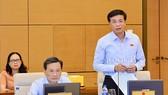 Tổng Thư ký Quốc hội Nguyễn Hạnh Phúc