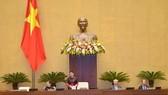 Phó Thủ tướng Thường trực Chính phủ Trương Hòa Bình