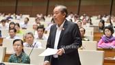 Phó Thủ tướng thường trực Trương Hoà Bình
