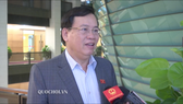 Đại biểu Quốc hội Vũ Trọng Kim, nguyên Tổng Thư ký UB Trung ương MTTQ Việt Nam