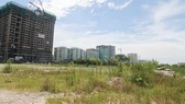 Ngay giữa Thủ đô Hà Nội vẫn có hàng chục dự án bỏ đất hoang, vi phạm Luật Đất đai