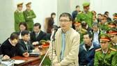 Ông Trịnh Xuân Thanh đã phải nhận bản án thích đáng. Ảnh: TTXVN