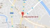 UBND TPHCM vừa phê duyệt hệ số điều chỉnh giá đất ở mặt tiền đường Xô Viết Nghệ Tĩnh (đoạn từ đài Liệt Sỹ - cầu Kinh) . Ảnh: GOOGLE MAPS