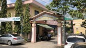 Trụ sở Phòng Tài nguyên Môi trường thị xã Bến Cát, tỉnh Bình Dương. Ảnh: CHÍ PHƯỚC
