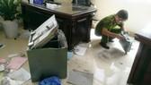 Bắt nhóm trộm két sắt trị giá 2 tỷ đồng ở quận Tân Phú
