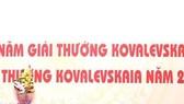 Hai nhà khoa học nữ giành giải thưởng Kovalevskaia 2017