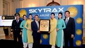 Vietnam Airlines lần thứ 3 liên tiếp được công nhận hãng hàng không quốc tế 4 sao