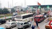 Tổng cục Đường bộ Việt Nam yêu cầu đảm bảo an toàn giao thông tại các Trạm thu phí dịch vụ sử dụng đường bộ trong dịp nghỉ Lễ Quốc khánh 2-9