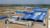 Nhà máy nước sạch sông Đuống