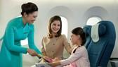 Vietnam Airlines nhận 2 giải thưởng lớn