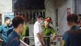 Kinh hoàng phát hiện 2 xác chết sau vụ cháy tại đường Đê La Thành