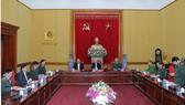 Tổng Bí thư, Chủ tịch nước hoan nghênh Bộ Công an đi đầu trong đổi mới công tác cán bộ