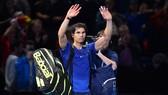Thua Goffin, Nadal vẫy tay chào khán giả