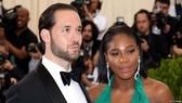 Serena Williams và Alexis Ohanian