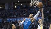 Westbrook đã chơi rất hay trong trận thắng Warriors