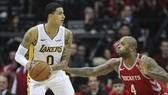 Kyle Kuzma chơi rất hay giúp LA Lakers thắng Rockets