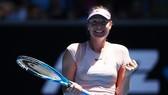Maria Sharapova và nụ cười tỏa nắng ở Melbourne Park