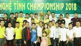 Giải Nghệ Tĩnh Championship 2018