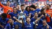 Chelsea đăng quang FA Cup 2018