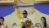 Peter Sagan tiếp quản Áo vàng
