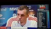 Dzyuba trên truyền hình