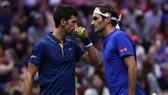 Djokovic và Federer
