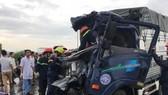 3 xe ô tô va chạm liên hoàn, 1 người chết, 2 người bị thương