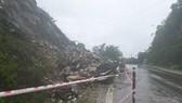 Nghệ An: Mưa lớn gây ngập, sạt nhiều nơi, 2 vợ chồng mất tích