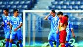 越南隊無緣決賽。
