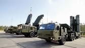 俄軍S-400遠程防空導彈系統