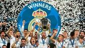 Real Madrid hưởng lợi khi đứng đầu bảng xếp hạng của UEFA