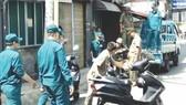 違規存車場內摩托車被拘留