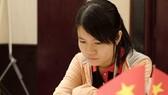 Thảo Nguyên đã có thời gian trải nghiệm tại Trung Quốc. nguồn: Tư liệu