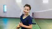 Thùy Linh đã vào bán kết giải đấu tại Italia. Ảnh: T.LINH