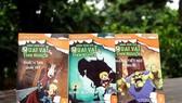 Sách hay cho mùa Halloween
