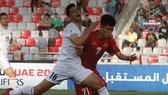 Việt Nam kết thúc vòng loại với kết quả bất bại