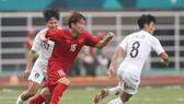 Minh Vương, một trong 5 cầu thủ HA.GL được gọi lần này. Ảnh: DŨNG PHƯƠNG
