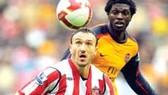 Premier League vòng 7 đêm 4-10: Sunderland - Arsenal 1-1: Thoát hiểm phút 93