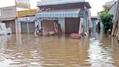 TPHCM: Ngập do triều cường và xả nước hồ Dầu Tiếng
