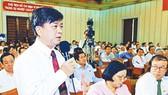 Phiên chất vấn tại kỳ họp lần thứ 14 HĐND TPHCM khóa VII: Trả lời thẳng nhưng chưa đủ
