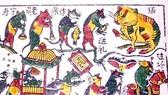 """Làng tranh Đông Hồ: Hàng mã """"đánh ngã"""" hàng tranh"""
