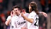 Lượt về tứ kết Cúp UEFA: Chung kết sẽ là Đức - Ucraina!