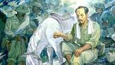 Trại sáng tác mỹ thuật về lực lượng vũ trang: Tôn vinh người lính Cụ Hồ