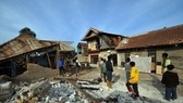 Hopes fade for missing after Indonesia quake